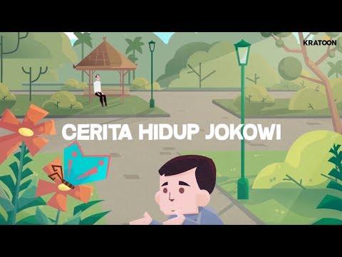 CERITA HIDUP JOKOWI
