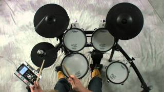 V-Drums Lesson 20: Mike Snyder - Quick Tip: Metronome 16th-Note Study