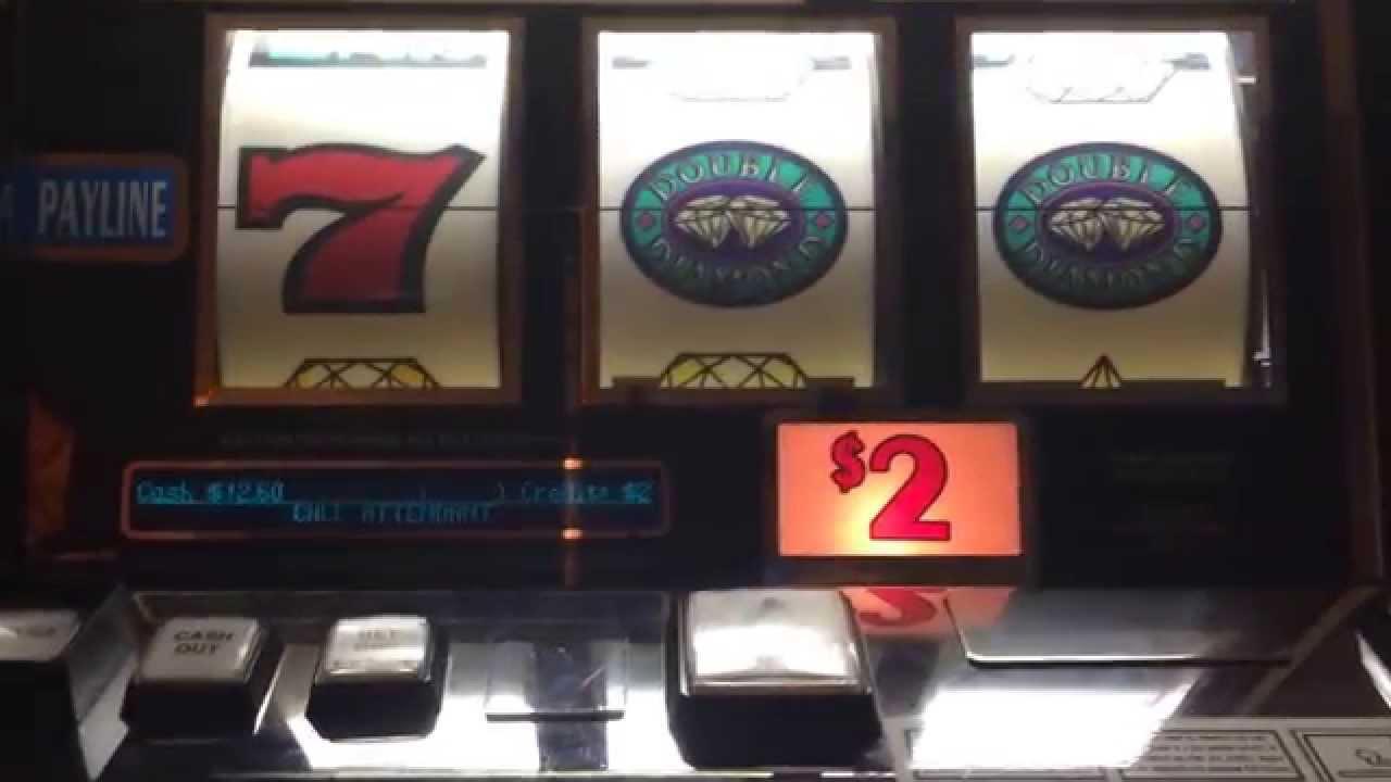 Slot machine odds of winning