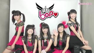 2015.09.01 wallop「tokyo torico」でのloop取材時 全国ライブアイドル...