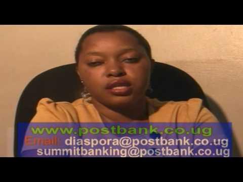 POSTBANK UGANDA LTD DIASPORA BANKING