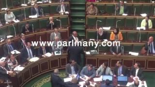 بالفيديو.. النائب محمود خميس ينفعل اعتراضا على أسلوب حديث أحد المستشارين مع سوزى ناشد