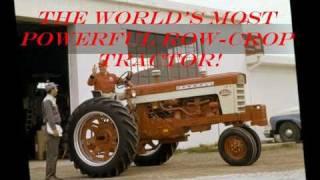 The Farmall 560 History