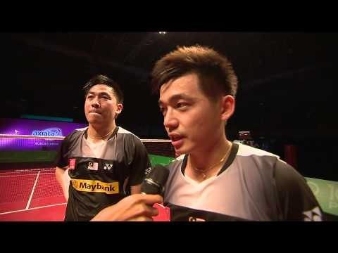 061214 AXIATA CUP 2014 POST INTERVIEW TAN BOON HEONG & TAN WEE KIONG