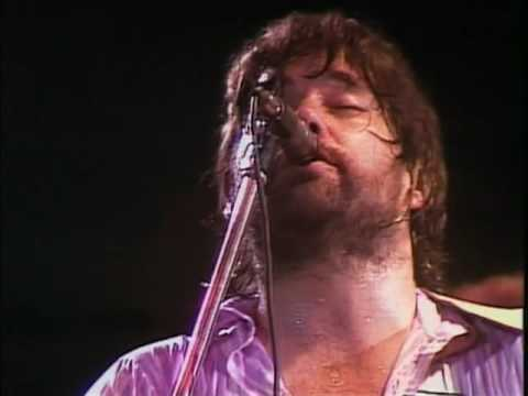 Little Feat - Willin' Sung By Lowell George Live 1977. HQ Video.