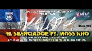 Valora- El Silenciador Ft Moss Kho- OperacionRap (Audio Oficial)