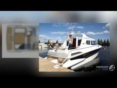 Bella fantino 26 bodensee power boat, hardtop yacht year - 2012