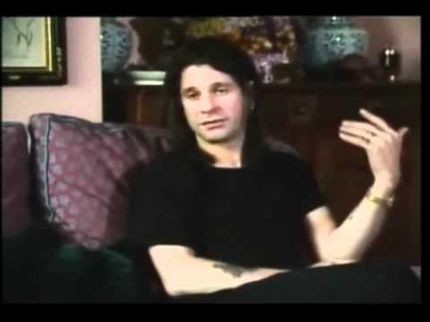 Ozzy Osbourne Talks About Bon Scott of AC/DC
