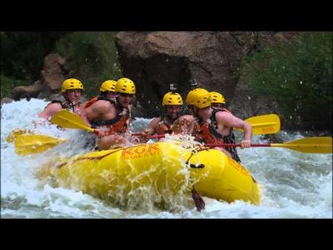 Rafting Colorado's Royal Gorge