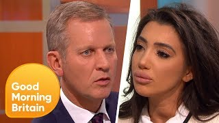 Jeremy Kyle and Chloe Khan Become Passionate During Plastic Surgery Debate | Good Morning Britain