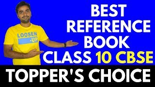 BEST REFERENCE BOOKS FOR CLASS 10 CBSE STUDENTS