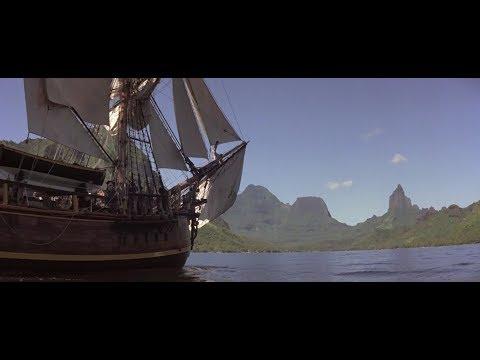 Arrival of the Bounty at Tahiti - The Bounty (1984)