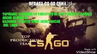 BEDAVA CS:GO ÇEKİLİŞİ
