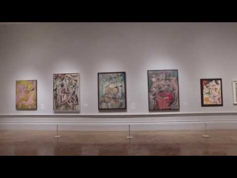 Abstract Expressionism at the Royal Academy