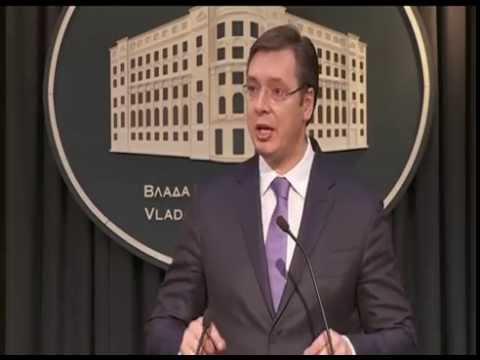 Александар Вучић - Конференција за новинаре (13.11.2015.)