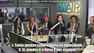 fifth harmony talks debut album reflection subtitulado 5h mexico subs