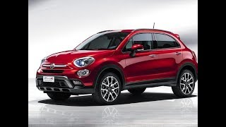 What is covered under Fiat 500x manufacturer car warranty?