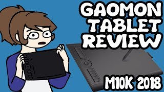 Gaomon M10K 2018 Tablet Review