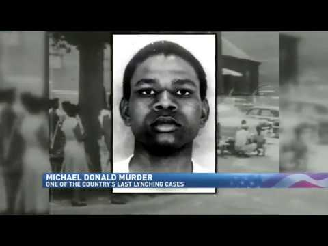 Murder of Michael Donald in Mobile Alabama was last lynching in US history - NBC 15 News, WPMI