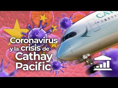 HONG KONG Y El CORONAVIRUS: La Crisis De CATHAY PACIFIC - VisualPolitik