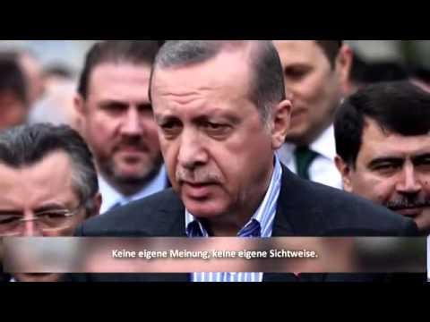Die Wahrheit über Erdogan und warum sie ihn hassen ...#WeLoveErodgan
