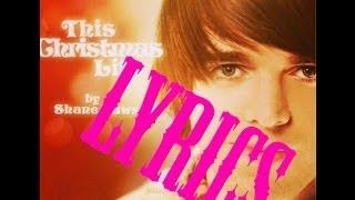 Shane Dawson This Christmas Life WITH LYRICS