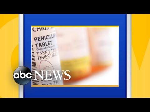 Are you actually allergic to penicillin?