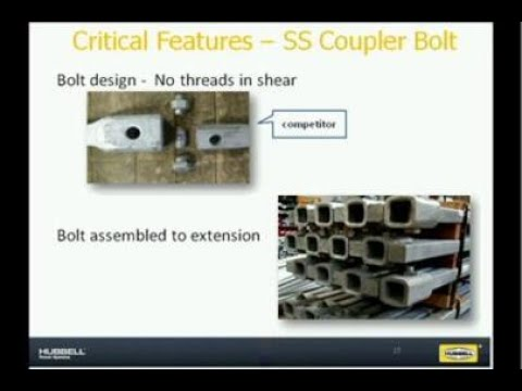 CHANCE®: Anchor Webinar - Hubbell Power Systems