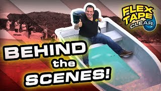 Behind the Scenes: Flex Tape® Clear Commercial