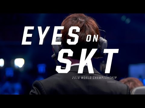 Eyes on SKT: 2016 World Championship