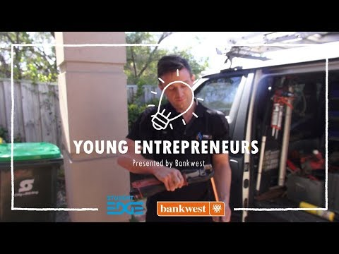 Young Entrepreneurs: How Tim the Plumber Went From Apprentic
