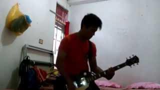 haruka kanata (ost.naruto) cover gitar