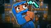 EXPLORING THE STRONGHOLD AND AN ABANDONDED MINE SHAFT! - Minecraft!
