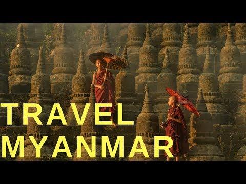 Backpacking Myanmar (Burma) July 2017 - Travel Bagan Temples