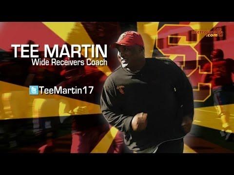 USC Football - Tee Martin Mic