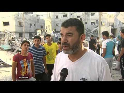 Death toll rises as Israel escalates Gaza offensive