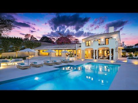 Wonderful Frontline Golf Villa in Las Brisas, Marbella, Spain | 5.795.000€