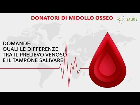 Campagna DONAZIONE MIDOLLO OSSEO - 6° Puntata (domande e fake)