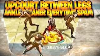 *NEW* NBA 2K20 UP COURT INSTANT ANKLE BREAKER DRIBBLE MOVE *GLITCH* BETWEEN LEGS SPAM! BEST BADGES