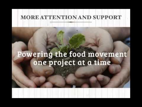 Webinar: Crowdfunding for Good Food & Farming