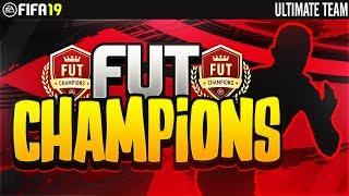 FIFA 19! FUTCHAMPS LIVESTREAM! (PS4/XBOX)