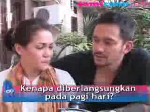 Akhirnya Nikah_ Tora dan Mieke Terlihat Serasi (Interview 1) - CumiCumi.com.flv