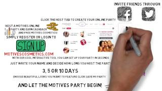 Host a Motives® Online Party and Earn Cashback! Thumbnail