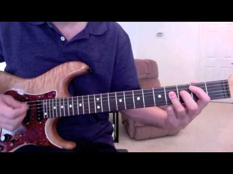 Downtown - Lady Antebellum - Guitar Lesson