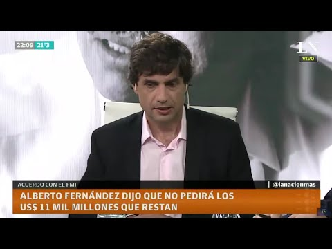Lacunza Y Su Herencia Para Alberto Fernández