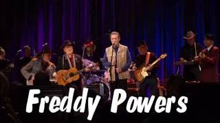 Freddy Powers The Country Jazz Singer (13 October 1931 - June 21 2016)