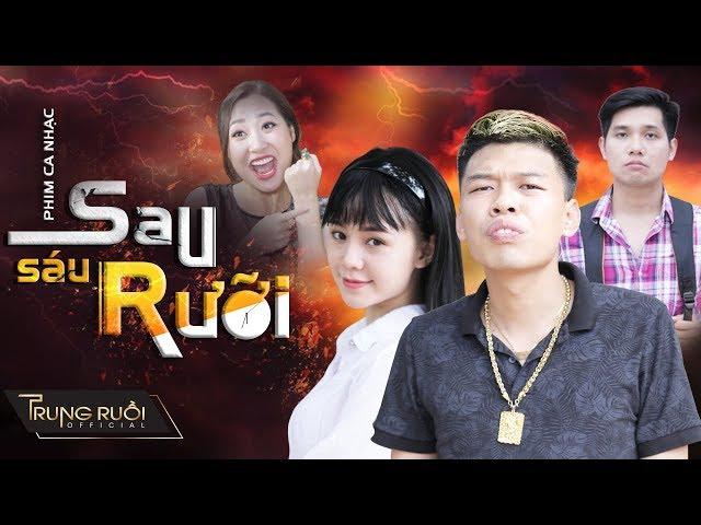 SAU SÁU RƯỠI   MV Nhạc chế   Parody Hài   TRUNG RUỒI - QUỲNH KOOL - THƯƠNG CIN   4K Ultra HD