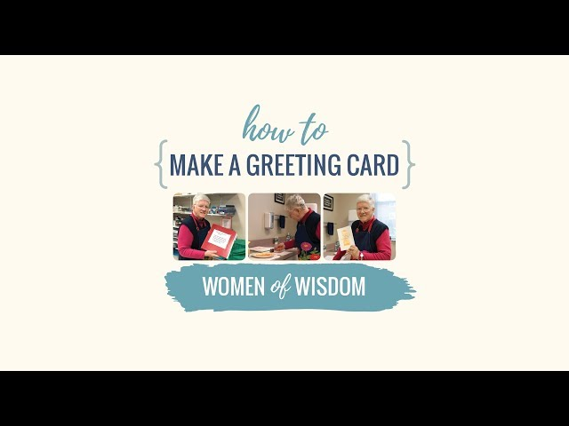 How to Make a Greeting Card