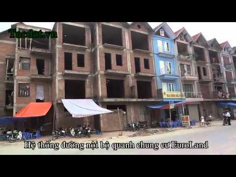 Bán chung cư làng việt kiều châu âu( euroland tsq)