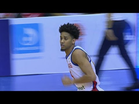 Iran def. Gilas Pilipinas, 81-73 (REPLAY VIDEO) September 13 / FIBA World Cup Asian Qualifiers